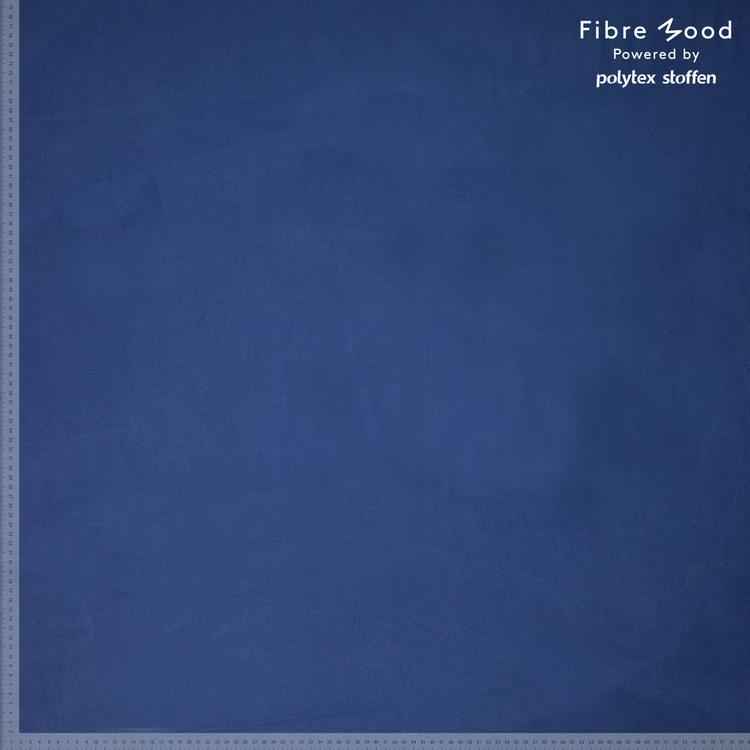 Fibre Mood 16 Vävt Sandtvättad Slät - Estate Blue