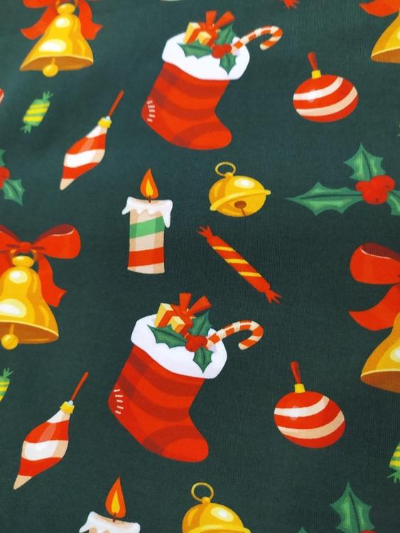 Bomullstrikå - Jingle Bells
