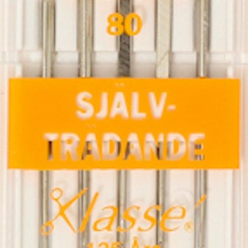 Nål - Klasse SJÄLVTRÄDANDE Universal nålar 80/12 - 5-pack