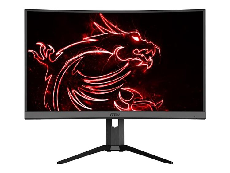 "MSI 27"" 2560X1440 165 Hz CURVED"