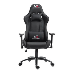 Gaming Racer Chair Svart - PU läder
