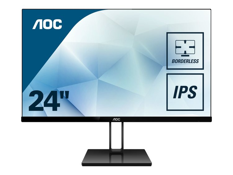"AOC 24"" 1920X1080 IPS 75 Hz"