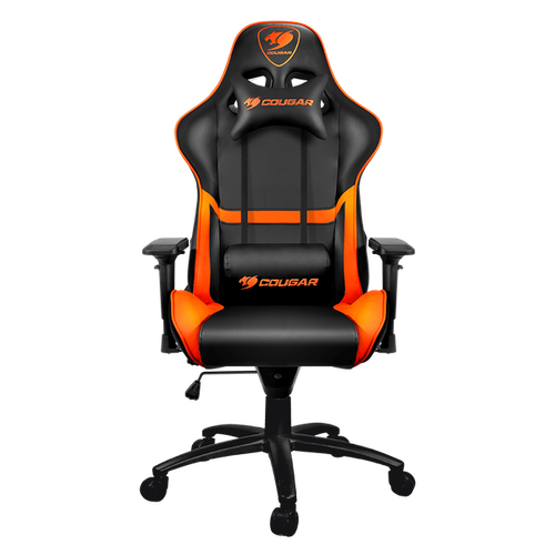 Cougar Chair Armor-Orange