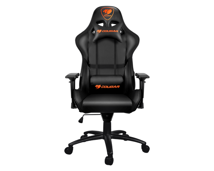 Cougar Chair Armor-Black