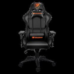 Cougar Chair Armor-Black