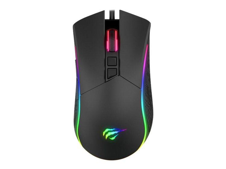 Havit MS1001 RGB Gaming Mouse