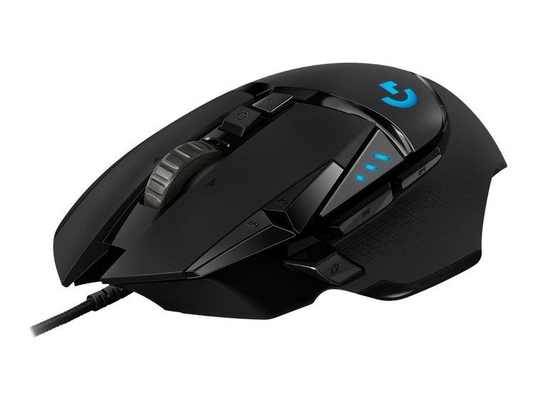 Logitech Gaming Mouse G502 (Hero)