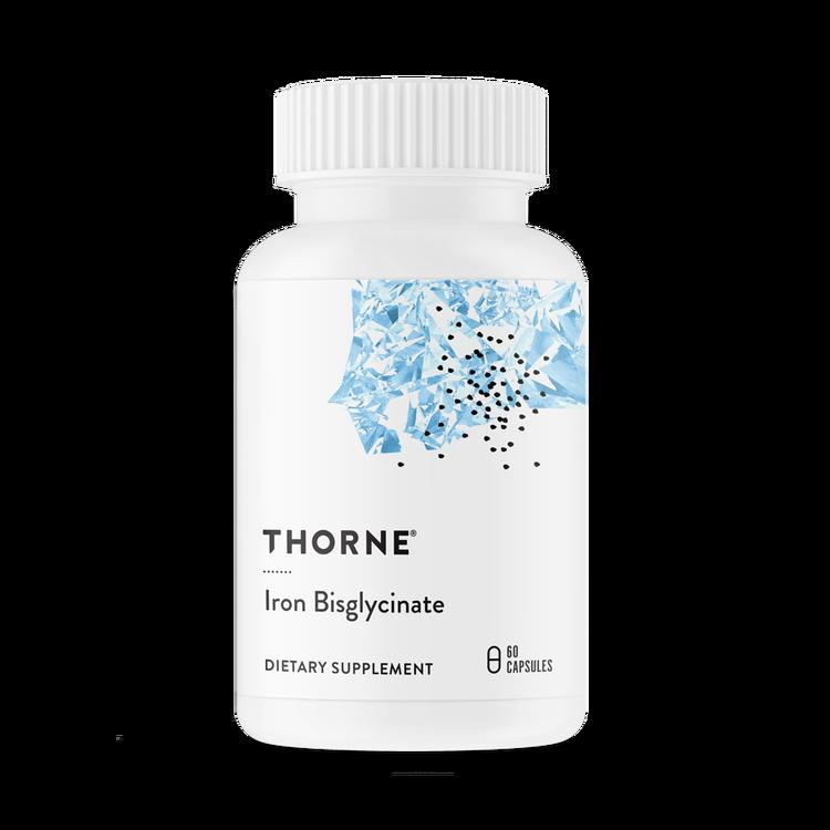 Iron Bisglycinate 60 kapslar