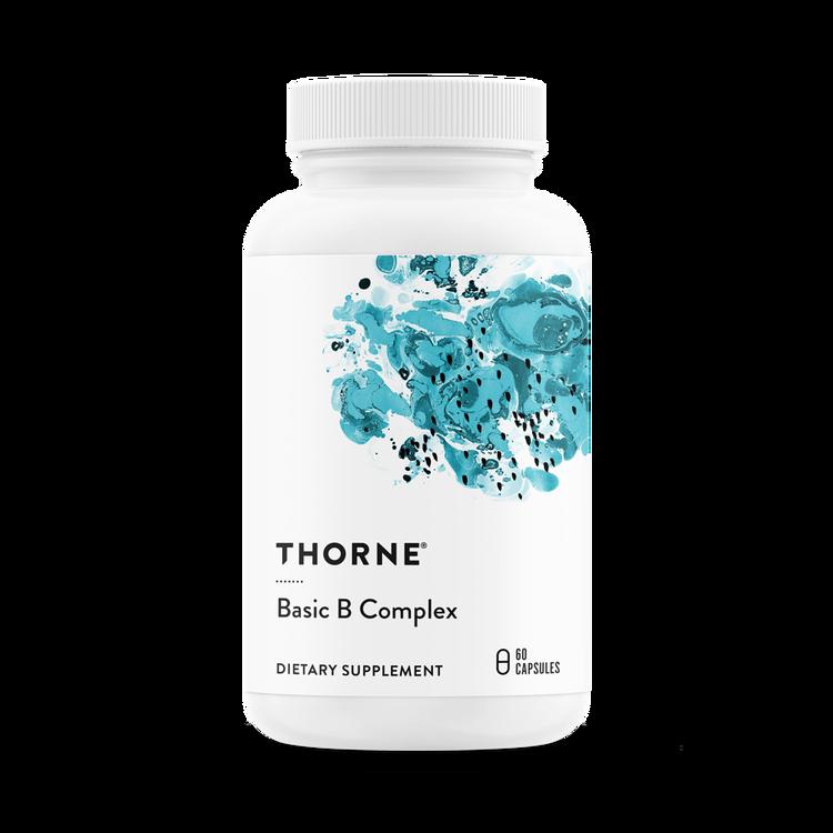 Basic B Komplex 60 kapslar Thorne