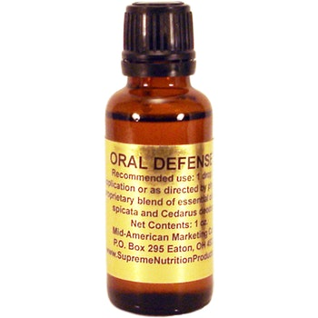 Oral Supreme 15 ml