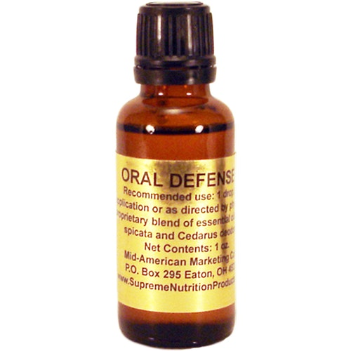Oral Defense 30ml
