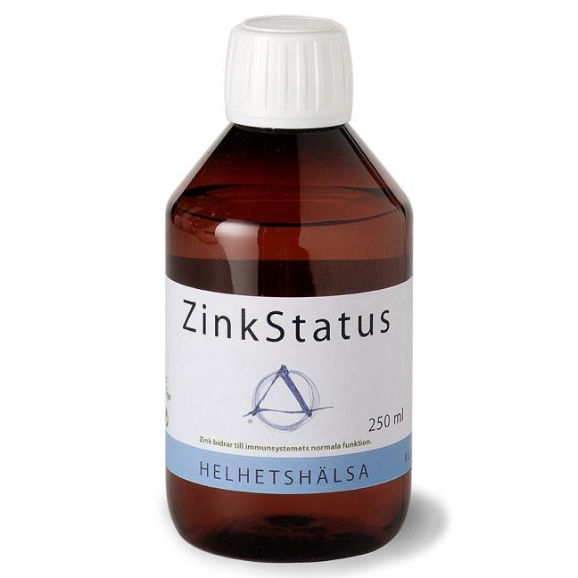 ZinkStatus 250 ml Helhetshälsa