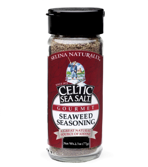 Celtic Gourmet sjögräs jodsalt