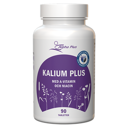 Kalium Plus 90 tabletter ( K Plus )