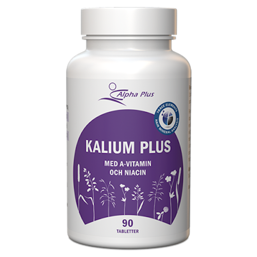 K Plus - Kalium Plus 90 tabletter ( K Plus )