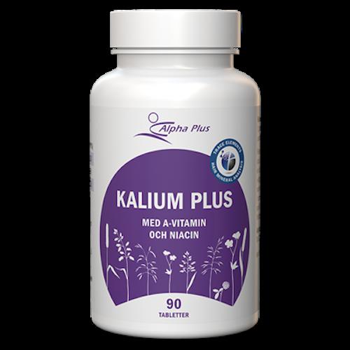Kalium Plus 90 tabletter ( K Plus )