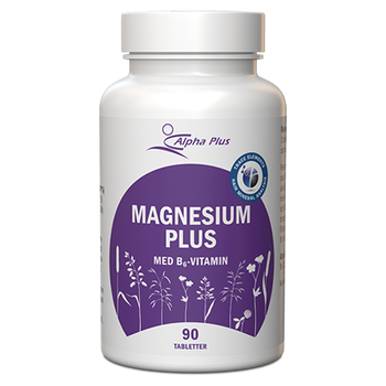 Magnesium Plus 90 tabletter