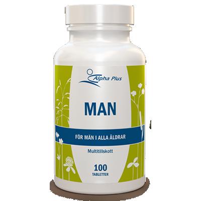 MAN 100 tabletter
