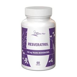 Resveratrol 60 kapslar