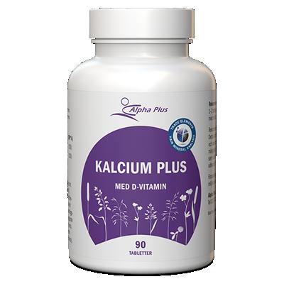 Kalcium Plus 90 kapslar