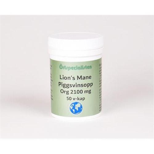 Lion's Mane 50 kapslar