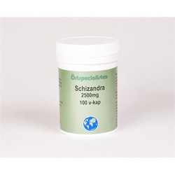 Schizandra 100 kaplsar