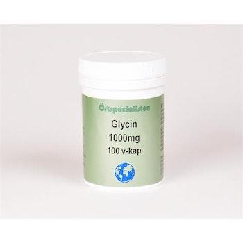 Glycin 100 kapslar