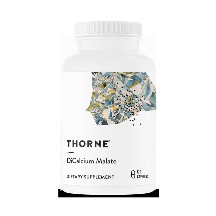 DiCalcium Malate 120 kapslar Thorne