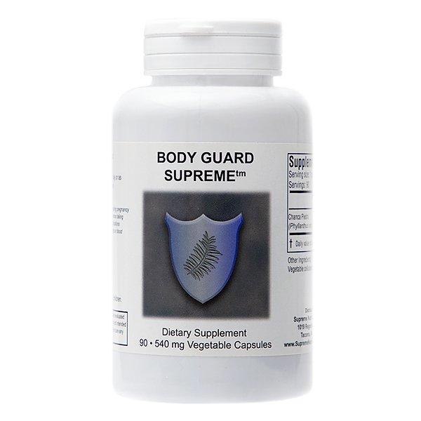 BodyGuard Supreme 90 kapslar