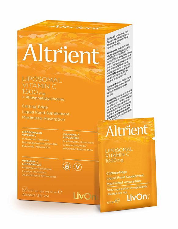 Altrient Liposomal Vitamin C 1000 mg LivOn