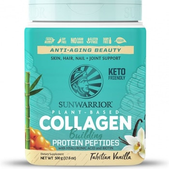 Collagen Building Protein Peptides 500g Tahiti Vanilj