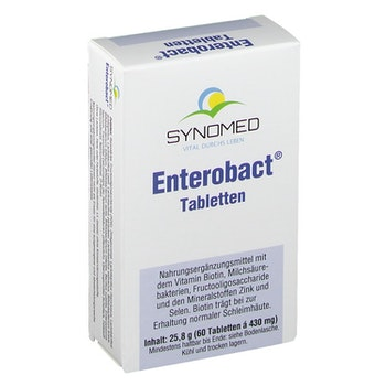 Enterobact 120 tabletter