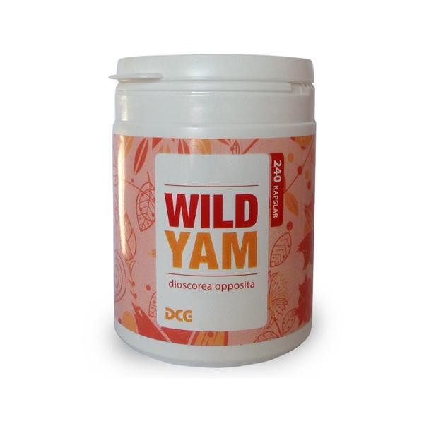 Wild Yam 240 kapslar