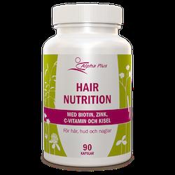 Hair Nutrition 90 kapslar