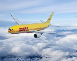 DHL Frakt USA