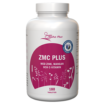 ZMC Plus 180 tabletter Alpha Plus