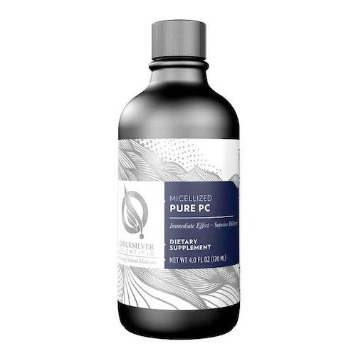 Pure PC Fosfatidylkolin 120ml