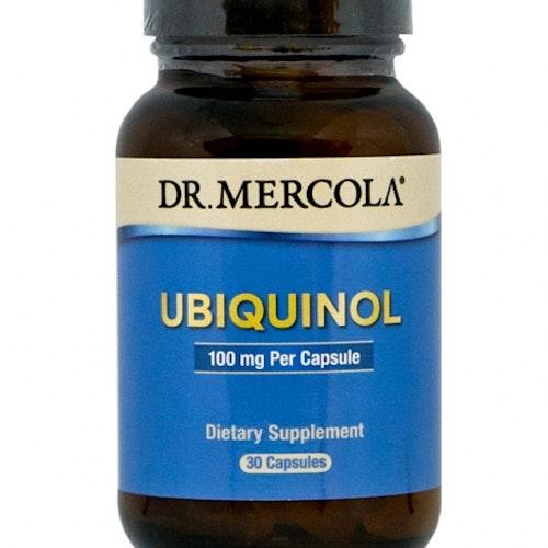 Ubiquinol Q10 Dr. Mercola 30 kapslar