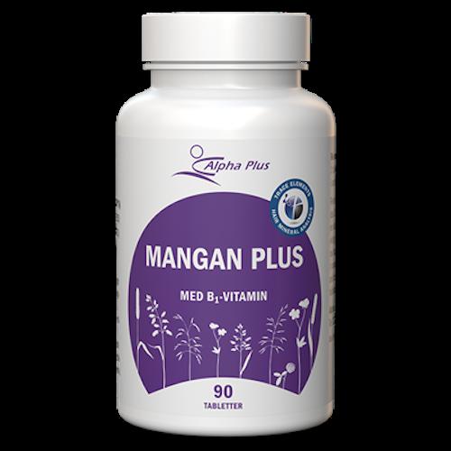 Mangan Plus 90 tabletter