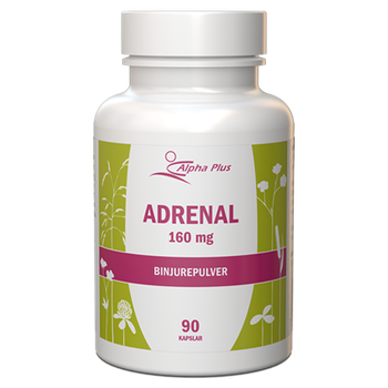 Adrenal 160 mg 90 kapslar