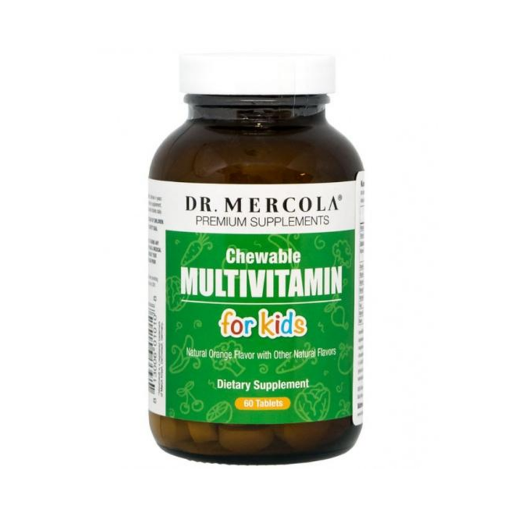 Chewable Multivitamin for kids 60 tabletter