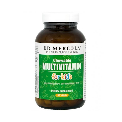 Chewable Multivitamin for kids 60 tabletter