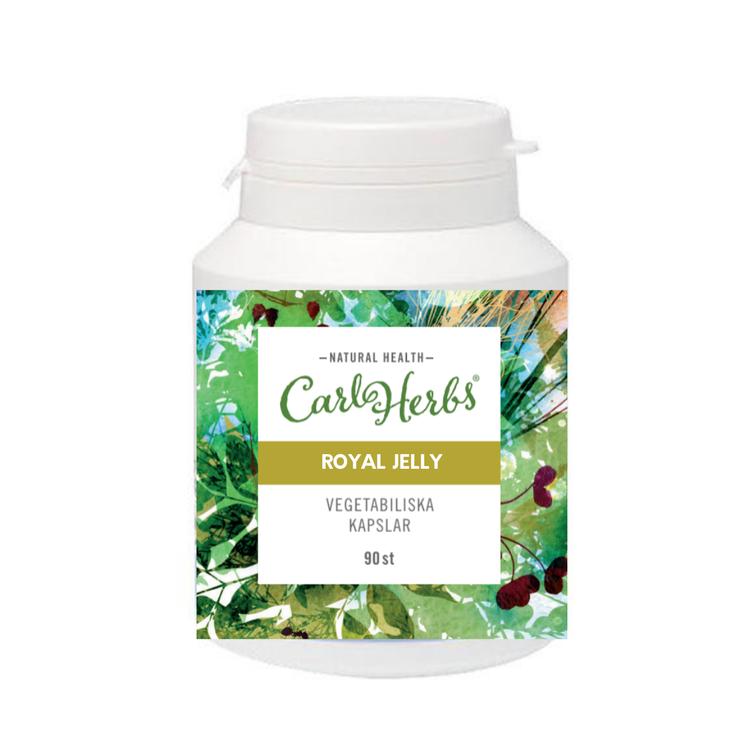 Royal Jelly Extract 90 kapslar