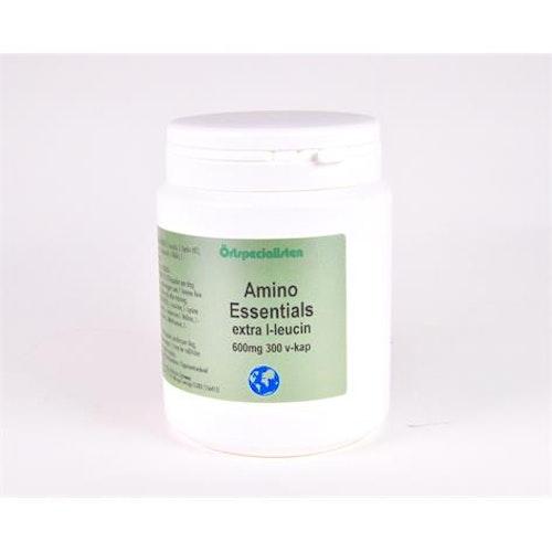 Amino Essentials extra l-leucin 300 kapslar