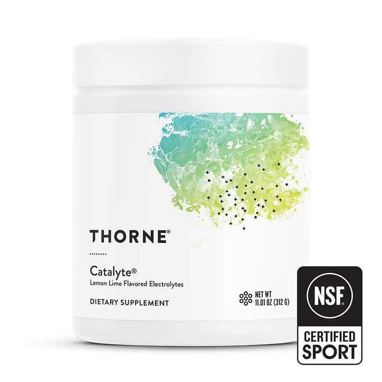 Catalyte Lemon/Lime 312 g NSF Thorne