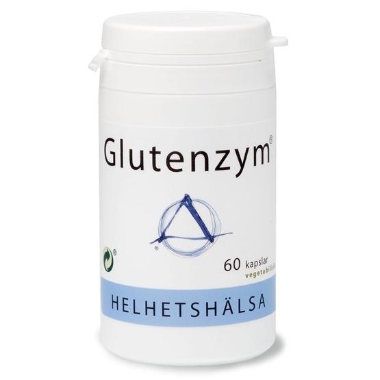 Glutenzym DPP-IV 60 kapslar Helhetshälsa