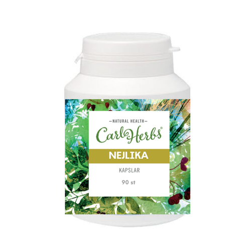 Nejlika (cloves) 500mg 90 kapslar