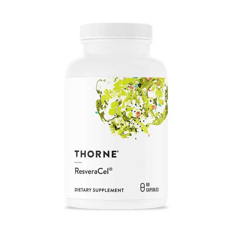 ResveraCel 60 kapslar Thorne