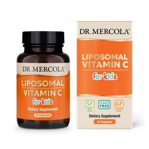 Liposomal Vitamin C för barn Dr. Mercola