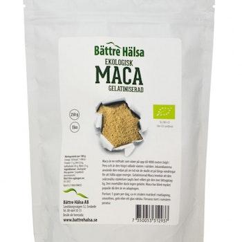 Ekologisk Maca Gelatiniserad 250 gram